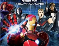 �������� �������: ��������� ��������� / Iron Man: Rise of Technovore (2013)