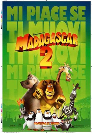 Мадагаскар 2 (Побег с Мадагаскара) трейлер / Madagascar: Escape 2 Africa (2008) трейлер