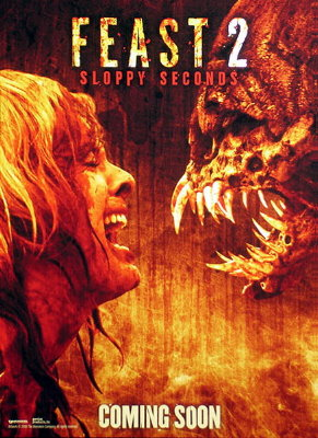 Пир 2 / Feast II: Sloppy Seconds (2008)