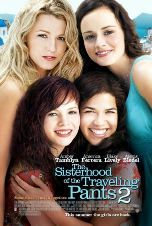 Джинсы - талисман 2 / The Sisterhood of the Traveling Pants 2 (2008)