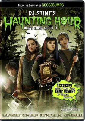 Зло - не думай об этом / The Haunting Hour: Don't Think About It (2007)