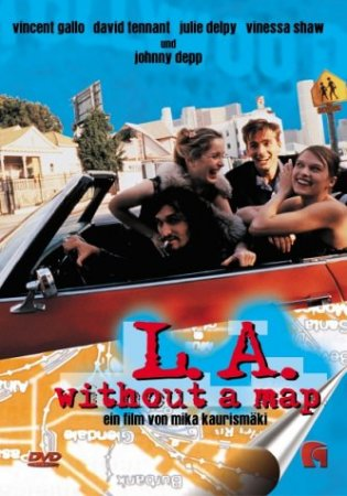 ���-������� ��� ����� / L.A. Without a Map (1998)