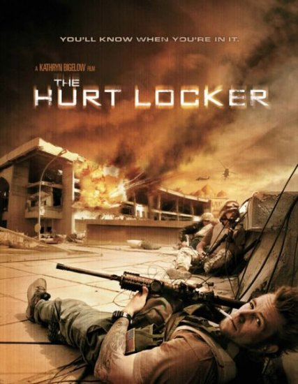 ���������� ���� / The Hurt Locker (2008)