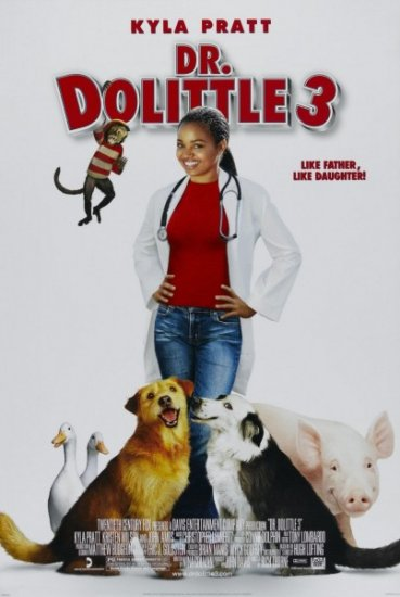 Доктор Дулитл 3 / Dr. Dolittle 3 (2006)