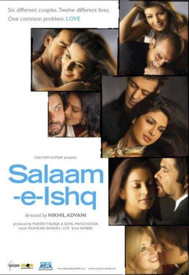 ����������, ������ / Salaam-e-Ishq (2007)