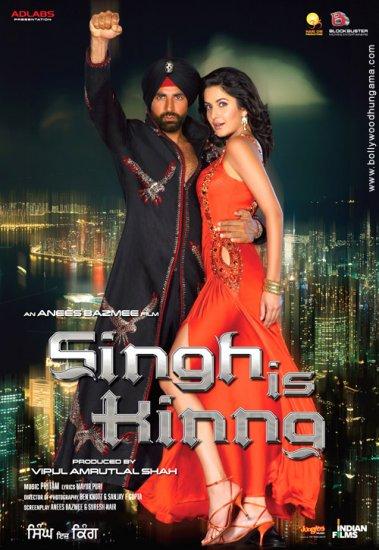 ������ �����  / Singh is Kinng (2008)