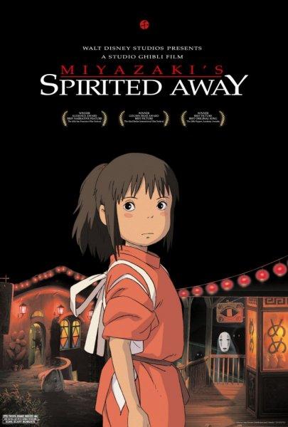 �������� ���������� / Spirited Away / Sen to Chihiro no kamikakushi (2001)
