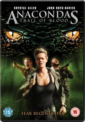 �������� 4: �������� ���� / Anaconda 4: Trail of Blood (2009)