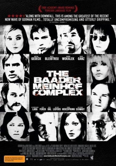 �������� ������-������� / Der Baader Meinhof Komplex (2008)
