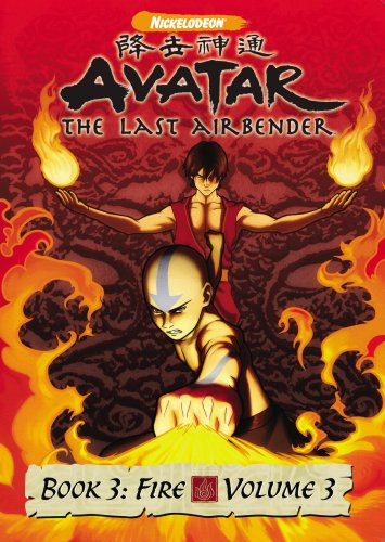 ������: ������� �� ����� ����� 3: ����� / Avatar: The Last Airbender Book 3: Fire (2007)