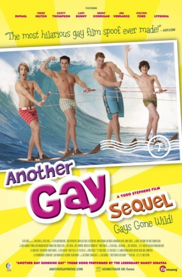 ������� ����� 2: ����� ���� �������! / Another Gay Sequel: Gays GoneWild (2008)