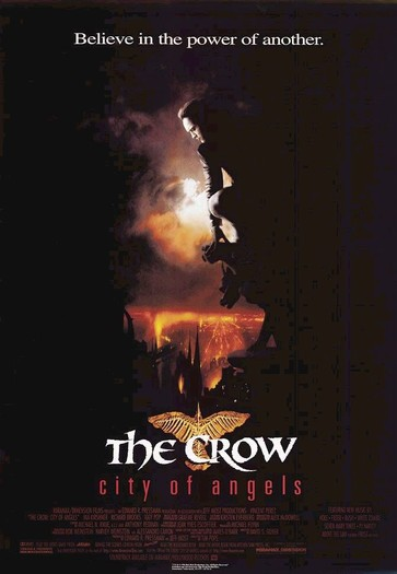 ����� 2: ����� ������� / The Crow: City of Angels (1996)