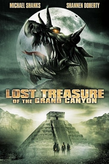 Сокровища ацтеков / The Lost Treasure of the Grand Canyon (2008)