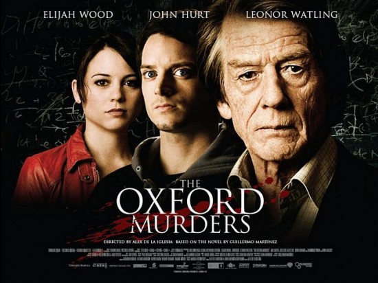 Убийства в Оксфорде / The Oxford Murders (2008)