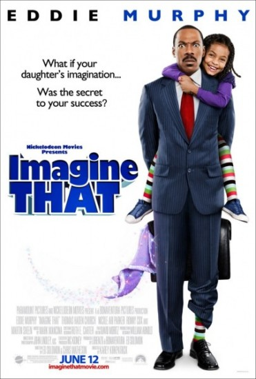 Представь себе / Imagine That (2009)
