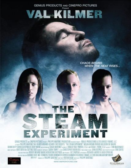 Парниковый эксперимент / The Steam Experiment (2009)
