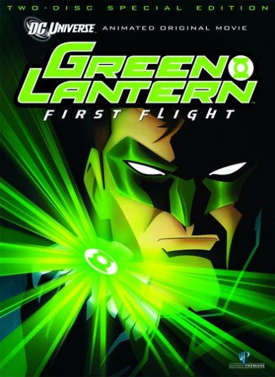 Зеленый Фонарь: Первый полет / Green Lantern: First Flight (2009) 720p BDRip
