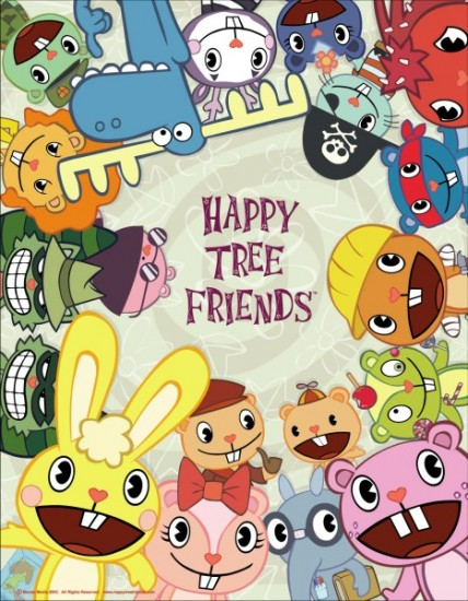 ���������� ������ ������ / Happy Tree Friends (2006)