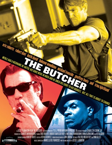 Мясник / The Butcher (2007)