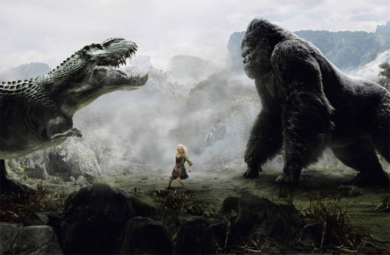 ���� ���� / King Kong (2005)