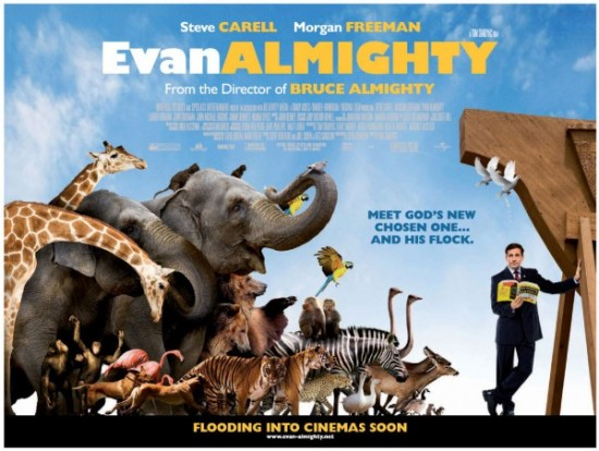 ���� ���������� / Evan Almighty (2007)