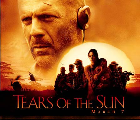 Слезы солнца / Tears of the Sun (2003)