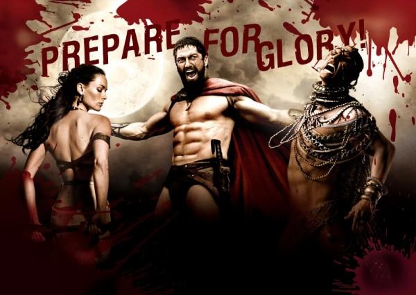 300 спартанцев смотреть в онлайн бесплатно: