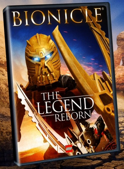 �������: ������� ������������ / Bionicle: The Legend Reborn (2009)