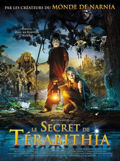 ���� � ��������� / Bridge to Terabithia (2007)