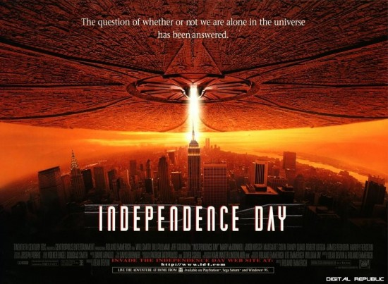 День Независимости / Independence Day (1996)