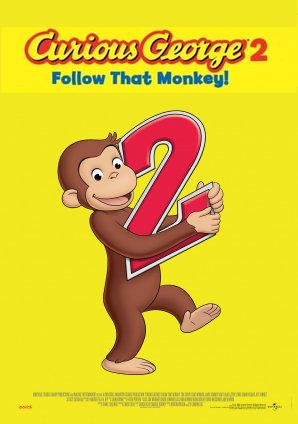 ���������� ������ 2 / Curious George 2: Follow That Monkey! (2009)