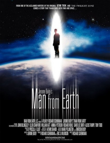 ������� � ����� / The Man from Earth (2007)