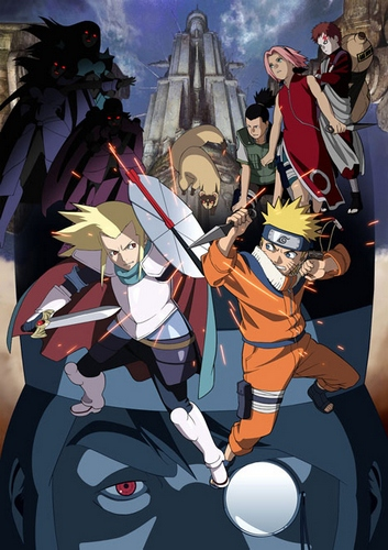 Наруто (фильм второй)/ Naruto: Naruto's big clash in the Theatre! The illusion of the ruins of the depths of the earth!! (2005)