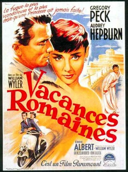 ������� �������� / Roman Holiday (1953)