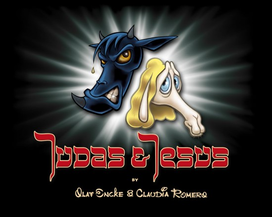 Иуда и Иисус / Judas and Jesus (2009)