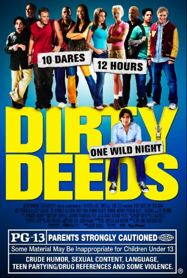 10 ������� ��������� / Dirty Deeds (2005)