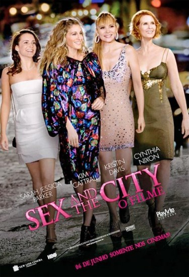 ���� � ������� ������ / Sex and the City (2008)