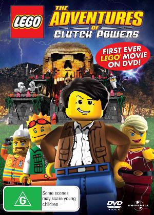 ����: ����������� ������ ������� / Lego: The Adventures of Clutch Powers (2010)