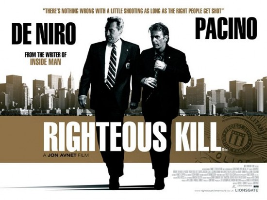����� �� �������� / Righteous Kill (2008)