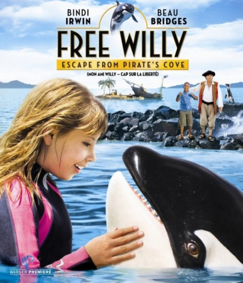 ���������� �����: ����� �� ��������� ����� / Free Willy: Escape from Pirate's Cove (2010)
