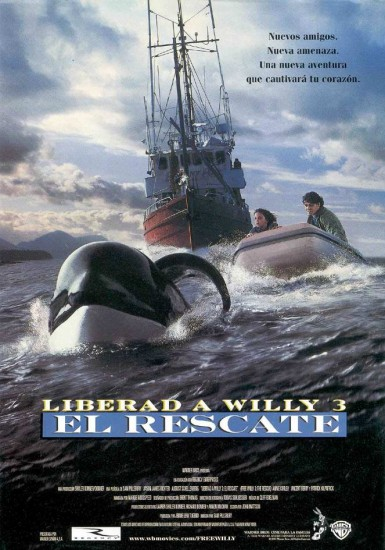 ���������� ����� 3: �������� / Free Willy 3: The Rescue (1997)