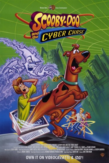 Скуби-Ду и Кибер-Погоня / Scooby Doo and the Cyber-chase (2001)