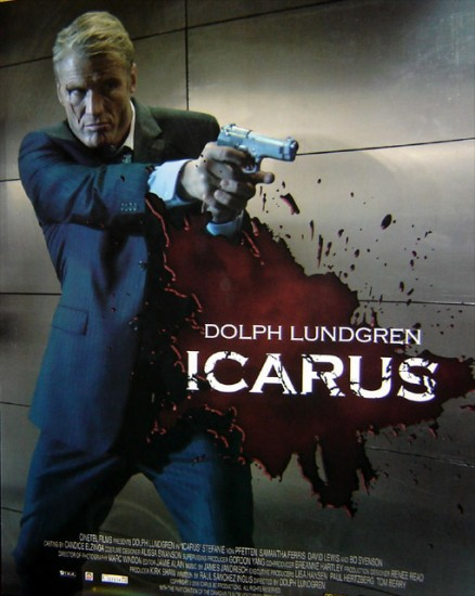 ������ ��� ������� / Icarus (2010)