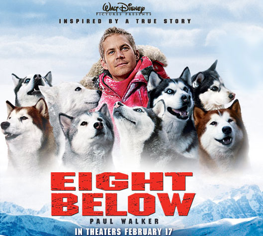 ����� ���� / Eight Below (2006)