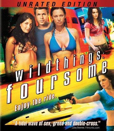 ������� 4: ����� / Wild Things: Foursome (2010)