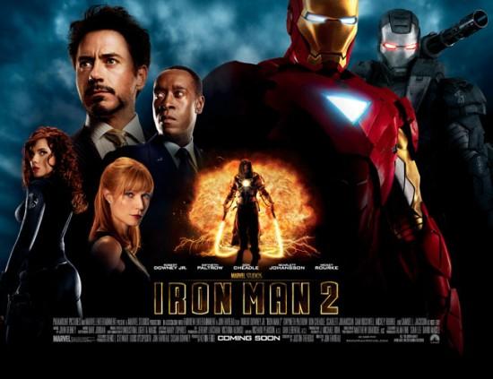 �������� ������� 2 / Iron Man 2 (2010)