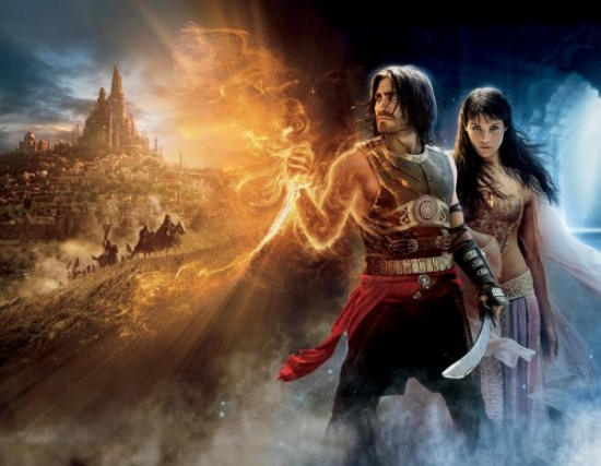 ����� ������: ����� ������� / Prince of Persia: The Sands of Time (2010)