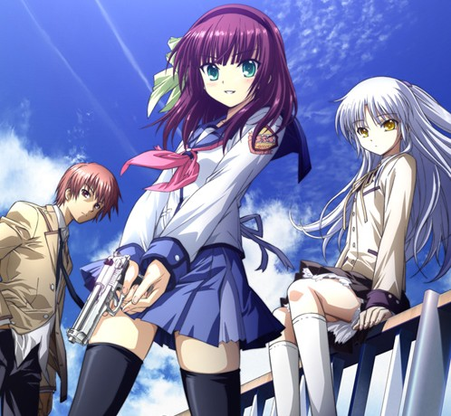 Ангельские ритмы / Angel Beats (2010)