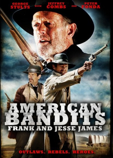 Американские бандиты: Френк и Джесси Джеймс / American Bandits: Frank and Jesse James (2010)