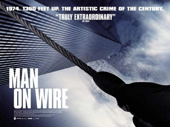 Канатоходец / Man on Wire (2008)